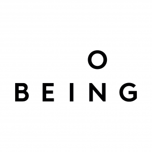 Logo from OnBeing.org