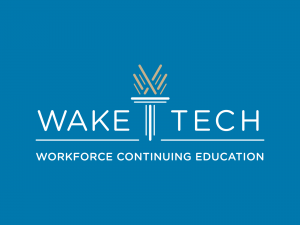 Logo of Wake Tech Community College